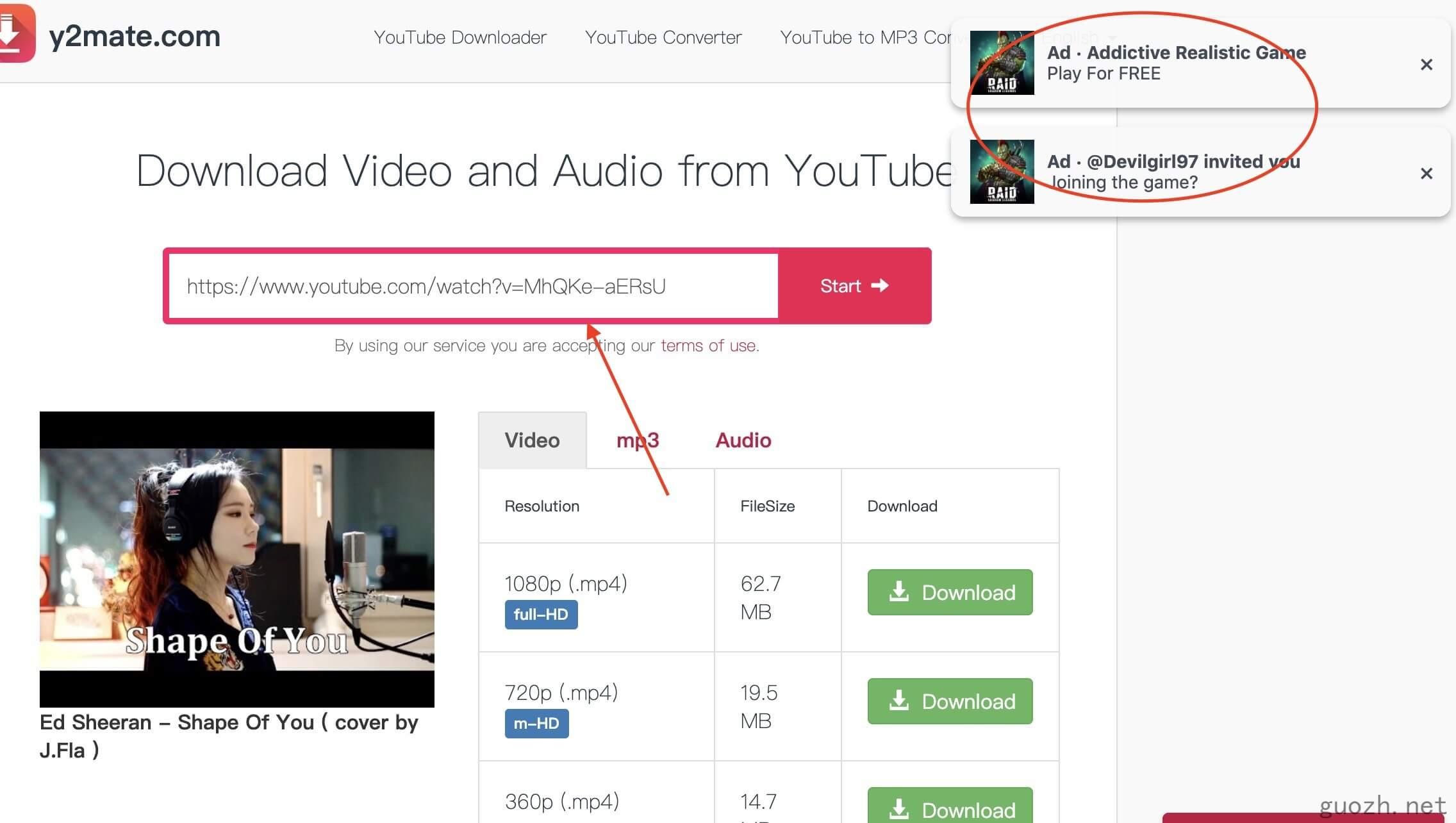 《【终结】YouTube 视频下载三个方法,下载 YouTube 1080P、4K 高清视频》
