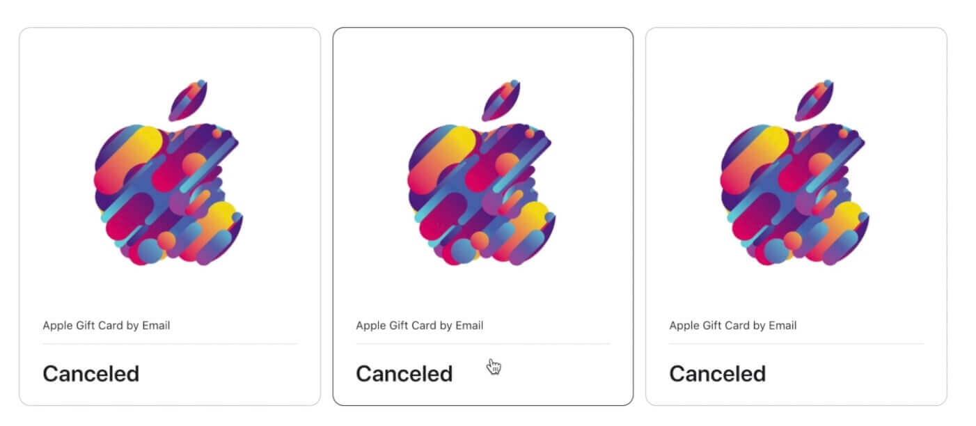 《美区 Apple ID 充值,苹果官网和美亚购买礼品卡充值,都有成功》
